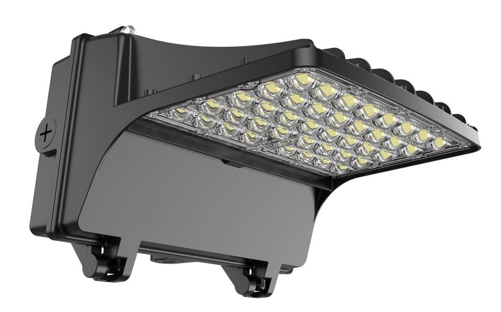 Mable Series full cutoff wall packs from Parker Reed Lighting & Manufacturing