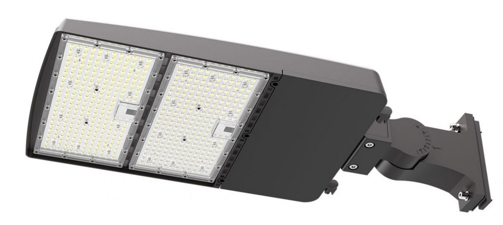 LED Light Fixture for Parking Lots from Parker Reed Lighting